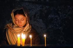 Православная, мусульманская молитва для успокоения души и сердца молящегося