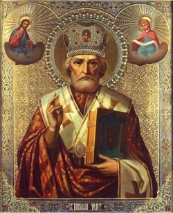 Тексты молитв Николаю Чудотворцу о здравии, здоровье и об исцелении