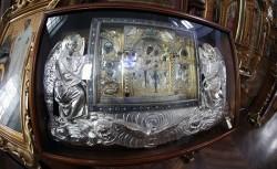 В чем помогает икона «В скорбях и печалях утешение»: акафист и молитва