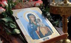 Икона Божьей Матери «Неувядаемый цвет»: молитва и акафист о замужестве