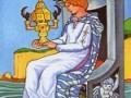 Таро Тота Королева кубков: значение в отношениях, сочетание карты Дама чаш