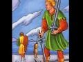 Таро Тота 5 мечей: значение в отношениях, сочетания пятерки, карта дня