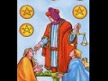 Таро 6 пентаклей: значение в отношениях, Шестерка монет с другими картами