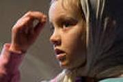 Как правильно креститься православным в церкви?