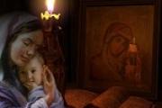 Молитва матери Богородице и Пантелеймону о детях и о здоровье при болезнях
